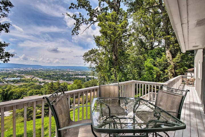 Upscale Chattanooga Home on Missionary Ridge!