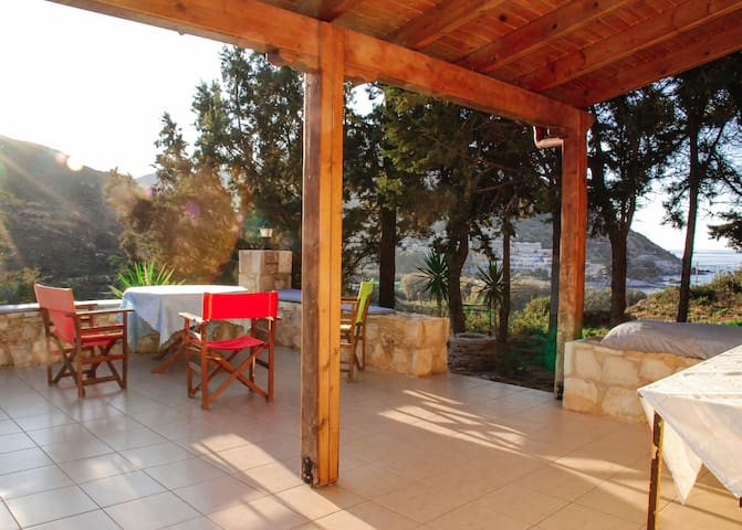 Fodele Villa Sunrise - Gazi - Villa