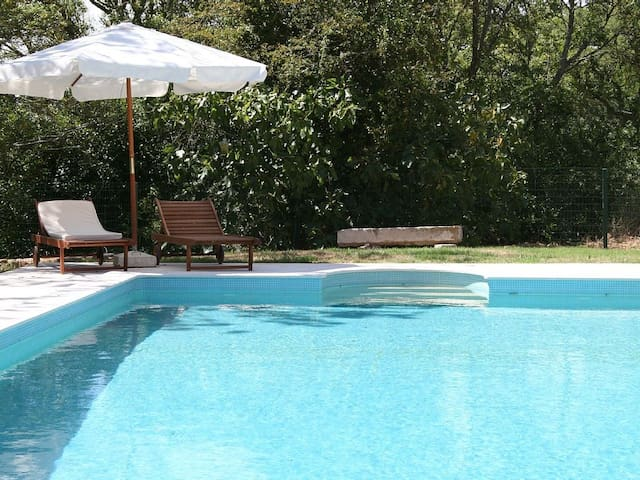 Country House on a Wine Farm - Leiria - Huis