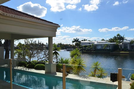 Private Rooms in Peaceful Waterfront Home - Noosaville