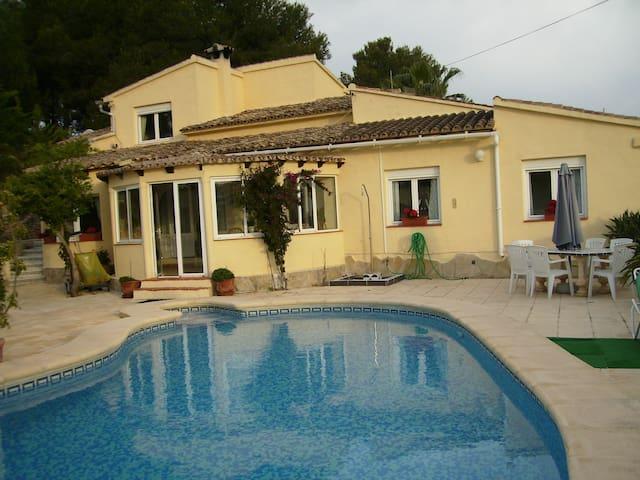 Casa Pamplona - Teulada - House