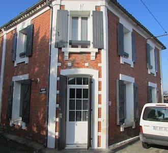 maison spacieuse et lumineuse - Étaules - บ้าน