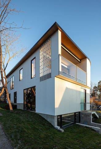 Arkitekttegnet nybygd hybel, sentralt i Oslo