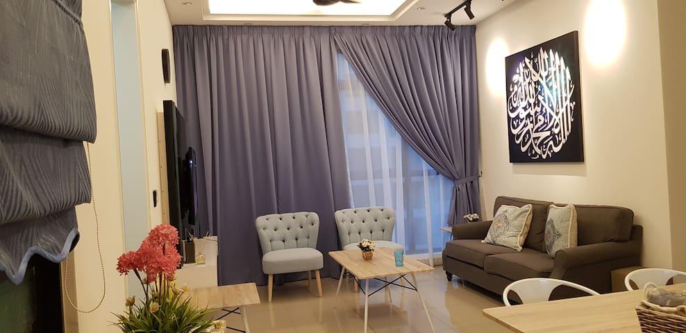 Zeeta Conezion Suite@IOI Resort City