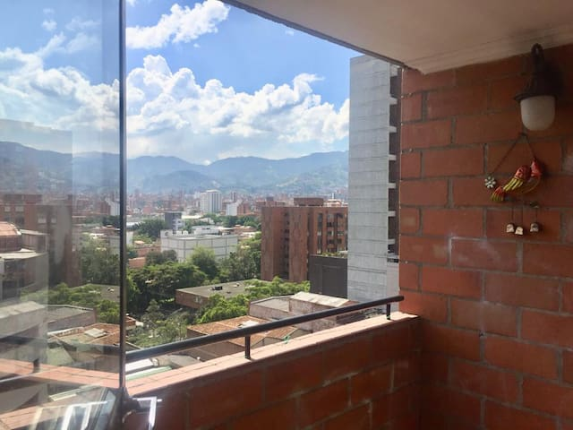 Nice apartment and close to tourist places