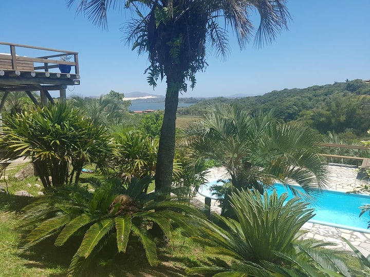 Suíte Praia do Rosa Ibiraquera 1