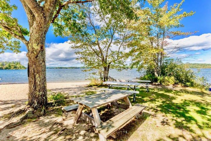 Amazing Sunsets Sebago Lake **New listing Airbnb**