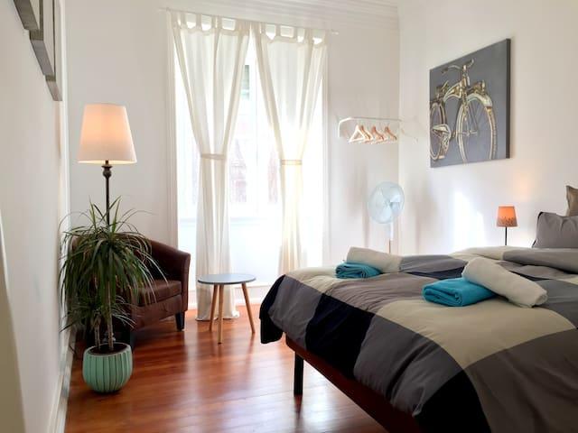 Lisbonera Guesthouse - Bica Room