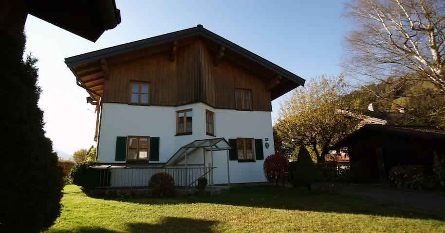 Haus Hofstötter - Mittersill - Wohnung