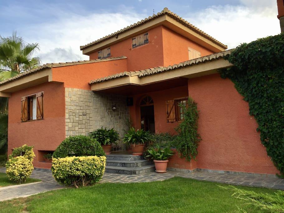 Villa teresa chalet en naquera valencia casas de campo en alquiler en n quera comunidad - Casas en naquera ...