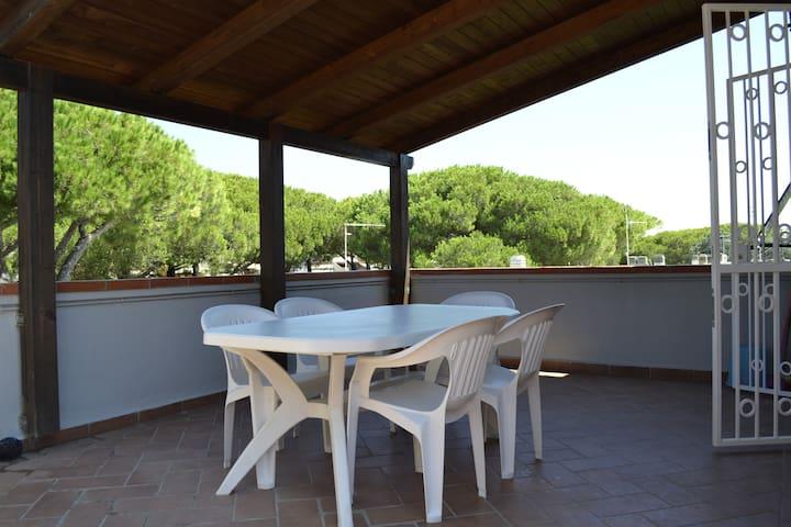 Appartamento a 30m dalla spiaggia, con vista mare - Castiglione della Pescaia - Pis