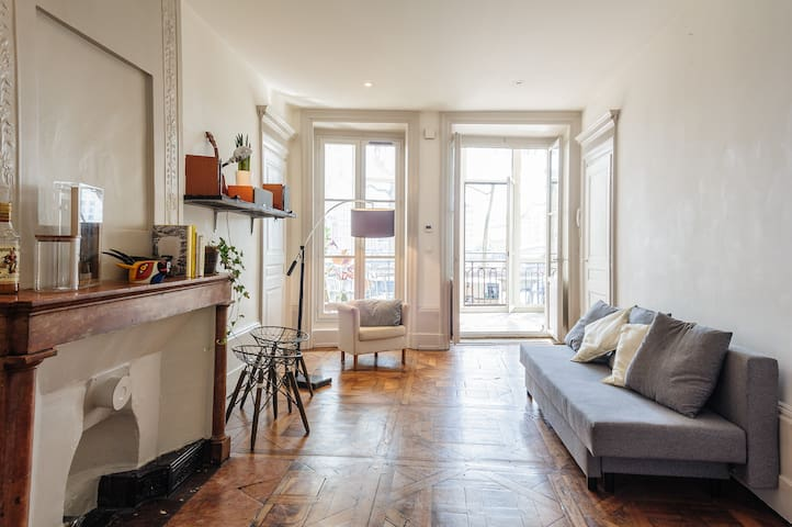 Charming & cosy bedroom in apt. in Vieux Lyon - Lyon - Apartment