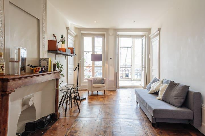 Appartement charmant sur les quais du Vieux Lyon - Lyon - Appartement
