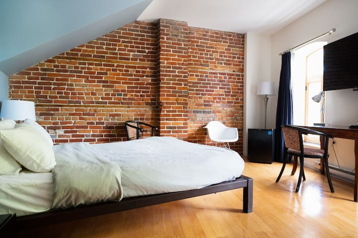 Hôtel Belley Chambre standard 113