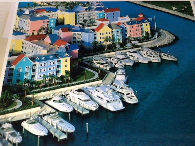 Harborside at Atlantis 2 bedroom villa sleeps 8