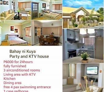 Party house - Cavite city
