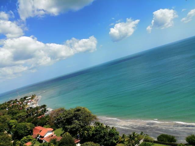 Beachfront Condo in Paradise (Palmar beach)