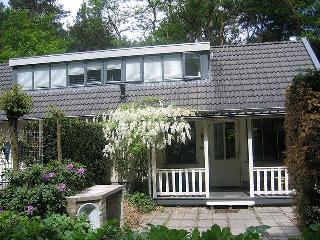 Tweegezins Villa Zeezicht - Veluwe - Ermelo - House