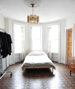 Large Beautiful Bedroom Ridgewood