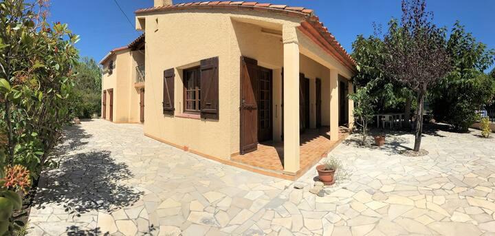 La maison des Albères