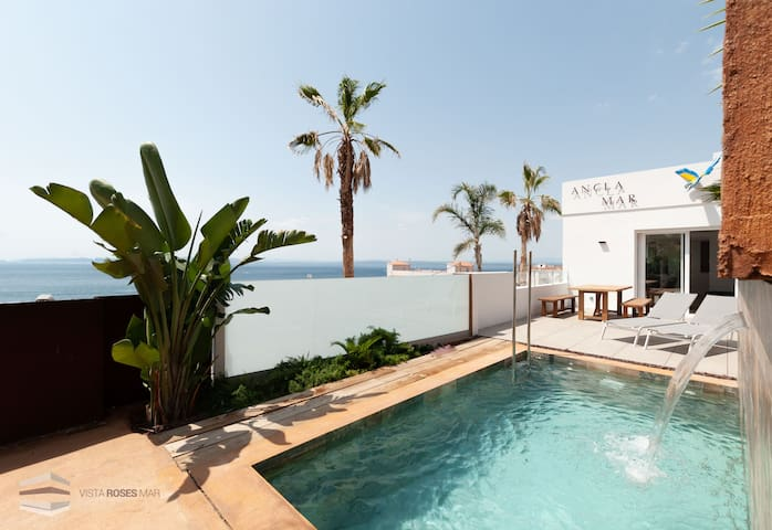 Vista Roses Mar- Ancla Mar 5