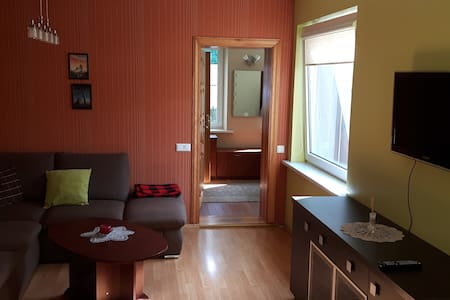 3 rooms apartment in the center of Palanga - Talo