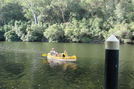 Colo River hideaway 80 mins from Sydney CBD. - Lower Portland - Rumah