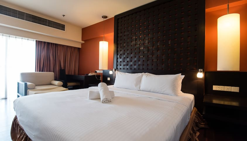 Sunway Pyramid King Studio Room - Petaling Jaya - Flat