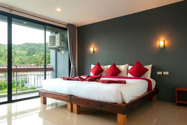 Aonang O2 Boutique - Family Room&Breakfast