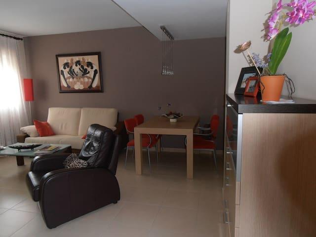 HABITACION EN PLAYA - Gandía - Apartamento