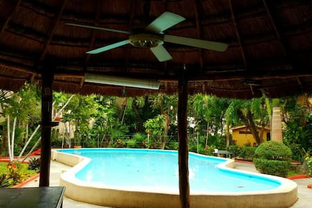 Two bedroom apartment with pool - Cancún