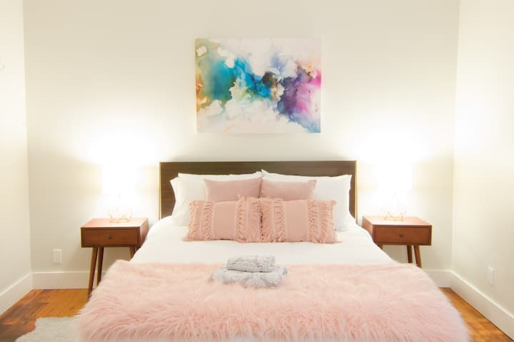 Charming Room in the Heart of Nopa
