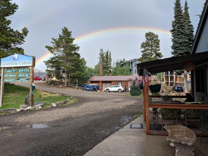 Moose Suite at Columbine Cabins