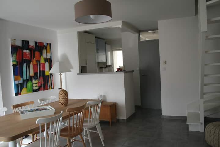 Charmante maison 4-6 pers à Carnac plage