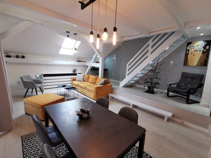 Dunavska Flat Apartment