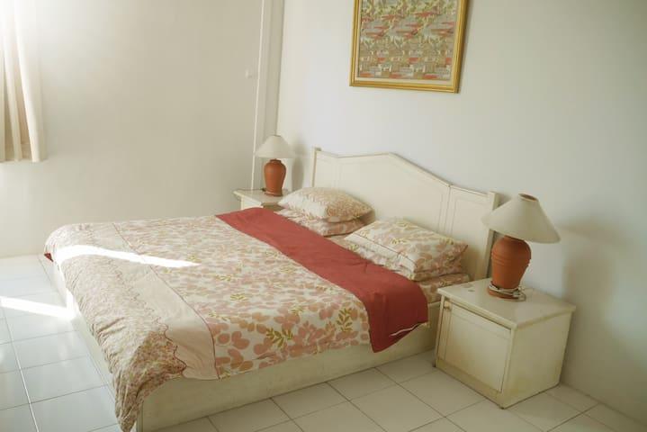 Cozy Apartment in Yogyakarta - Kecamatan Depok - Departamento