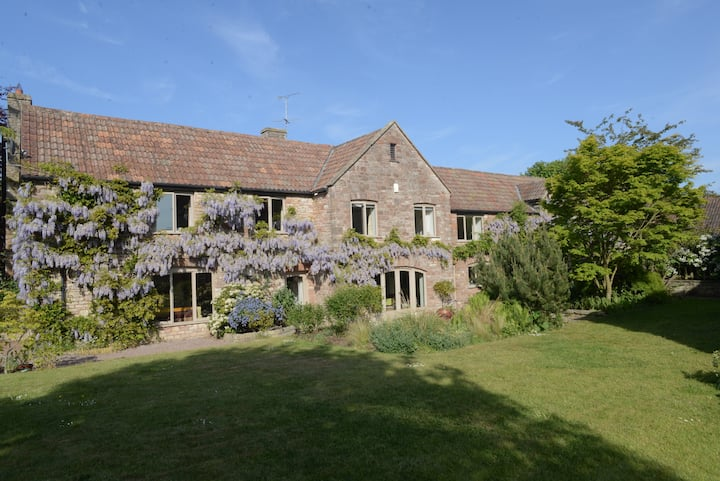 Manor Farm B&B, Stowey, Near Bath.