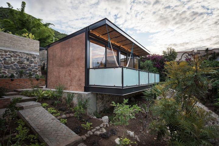 De la Montaña Tiny Houses. Casa TRES.