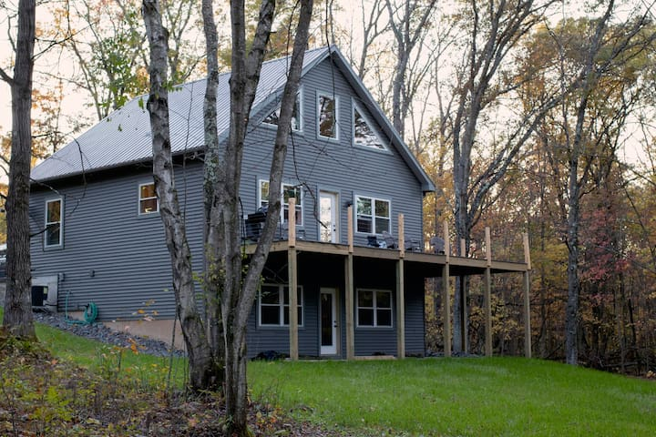 A Beautiful Retreat in the Northwoods