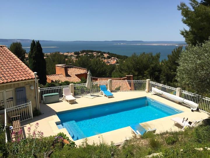 Villa au Calme en provence