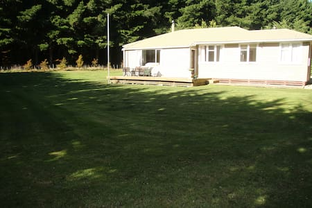 Family house on large section near Castlepoint - Tinui - 一軒家