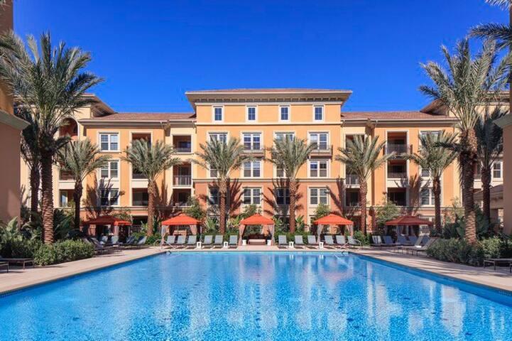 NEW LUXURY Condo in the heart of LA - Los Angeles - Apartamento