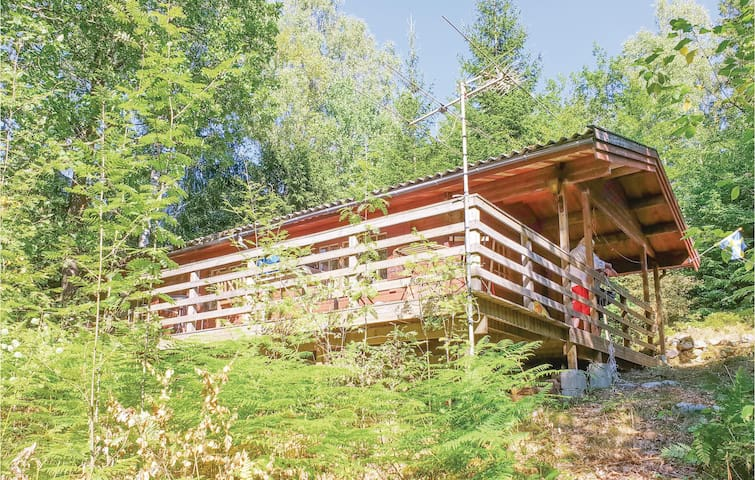 Holiday cottage with 3 bedrooms on 65m² in Knäred