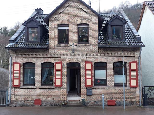 Wohnung am Rheinburgenweg im Mittelrheintal