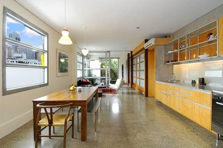 Surry Hills converted warehouse - Surry Hills - Flat