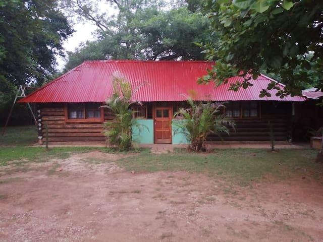 cabaña Hierro