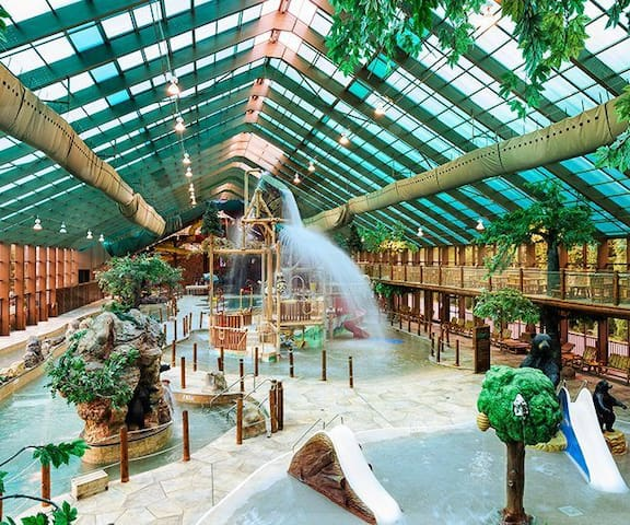 Smoky Mountains Resort and Spa.