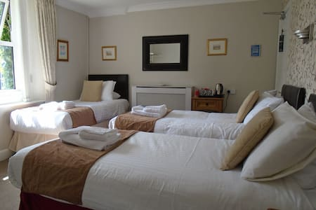 Triple en-suite room - Windermere