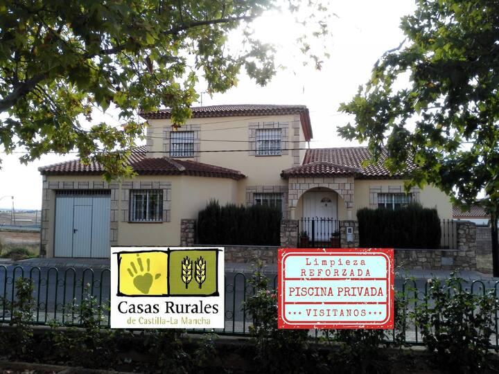 Casa Rural en Ossa de Montiel