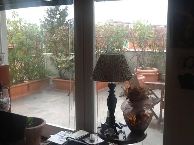 Bella casa bresciana,con mansarda Top - Brescia - Apartemen